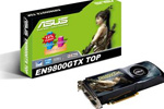 Asus NVidea Geforce 9800 GTX