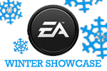  EA Winter Showcase met Skate.