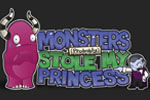 Monsters (probably) stole my princess.