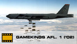 Gamekings Seizoen 1 Afl. 1 (2002)