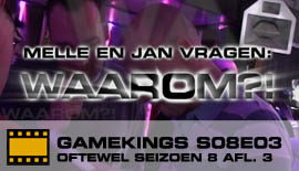 Gamekings Seizoen 8 Afl. 3