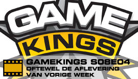 Gamekings Seizoen 8 afl. 4