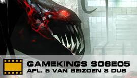 Gamekings Seizoen 8 afl. 5