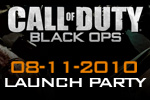 Call of Duty: Black Ops Launchparty