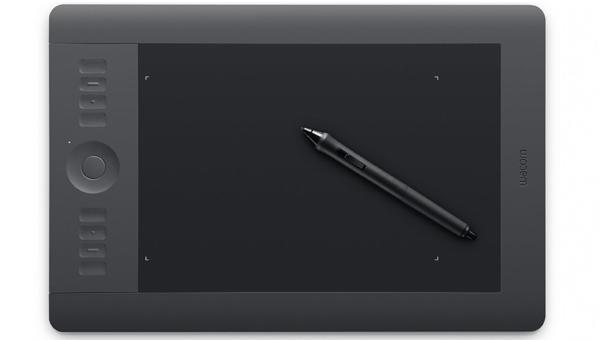 Hands-on met de Wacom Intuos5 Touch M