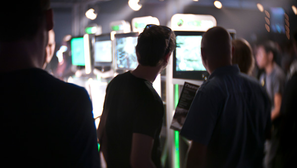 Assassin's Creed 3 en Black Ops 2 op Firtslook 2012