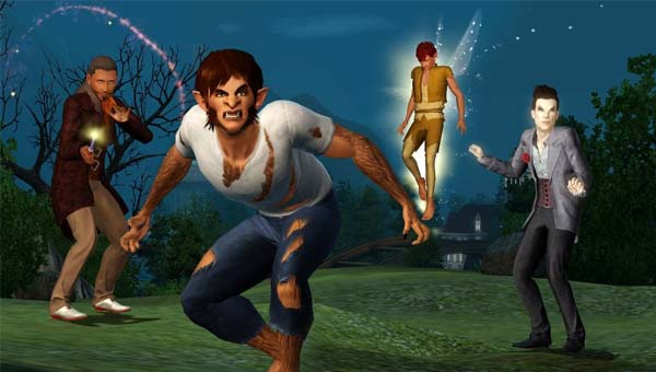 The Sims 3 Supernatural Review