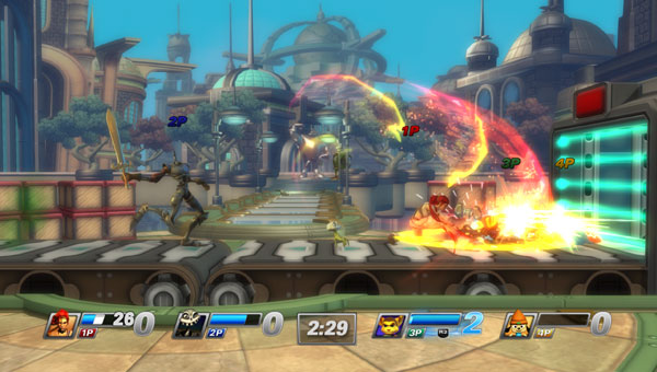 PlayStation All-Stars Battle Royale TGS 2012 Trailer