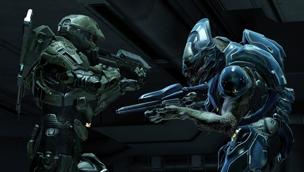 Halo 4 Covenant Weapons Trailer