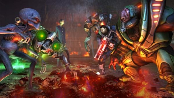 XCOM Enemy Unknown preview