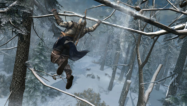 Inside Assassins Creed 3 Episode Four trailer