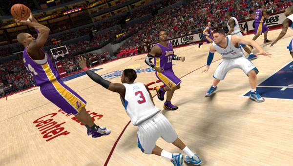 Hands-on met NBA 2K13