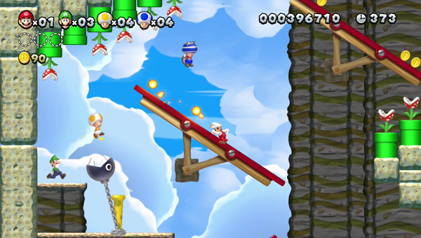 New Super Mario Bros. U hands-on
