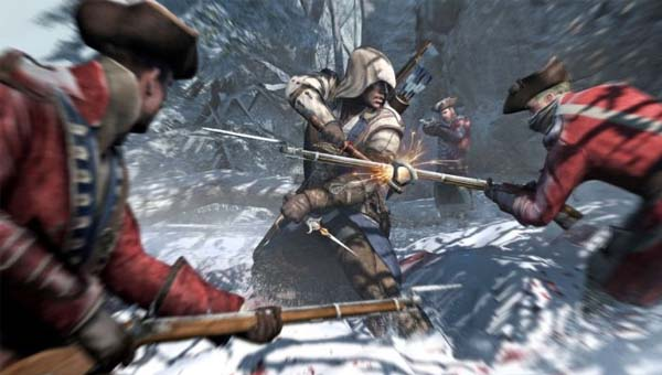 Assassin's Creed 3 steden en setting