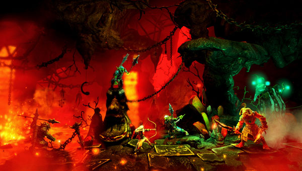 Mikael Haveri over Trine 2: Director's Cut