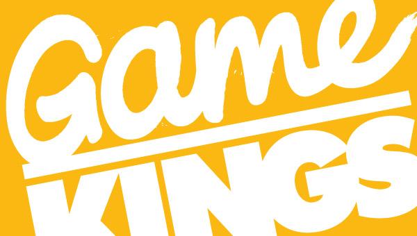 Gamekings aflevering 9 bij de Gamekings Showcase