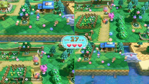Nintendo Land Preview