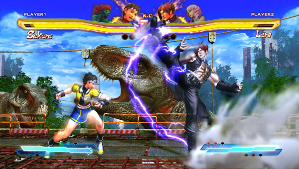 Street Fighter X Tekken PS Vita Review