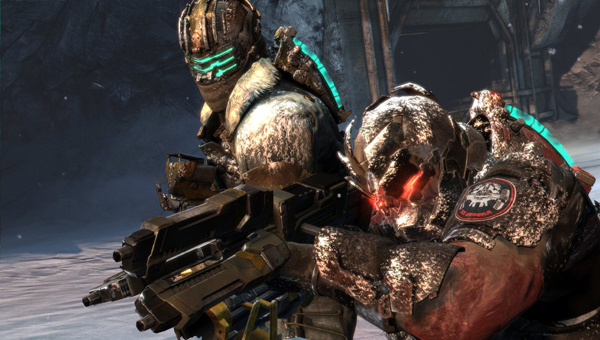 Hands-On Dead Space 3 Co-op