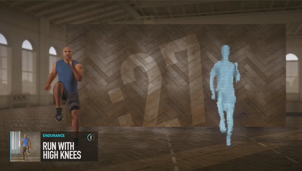 Kinect Training Review