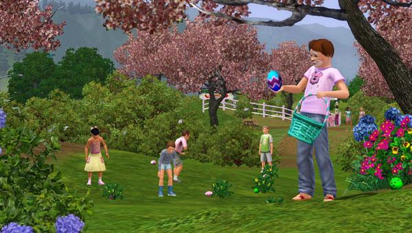 De Sims 3: Jaargetijden Review
