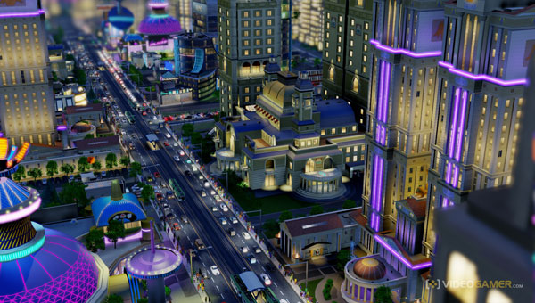 SimCity Hands-on
