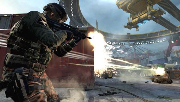 Call of Duty: Black Ops 2 Wii U Review