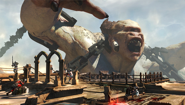 God of War: Ascension Multiplayer Beta