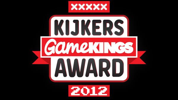 De Oudejaarsshow met de Gamekings Kijkers Awards 2012