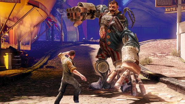 BioShock Infinite Hands-on