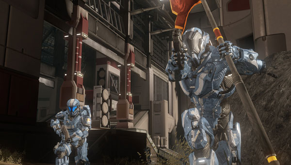 Halo 4 Crimson Map Pack Review