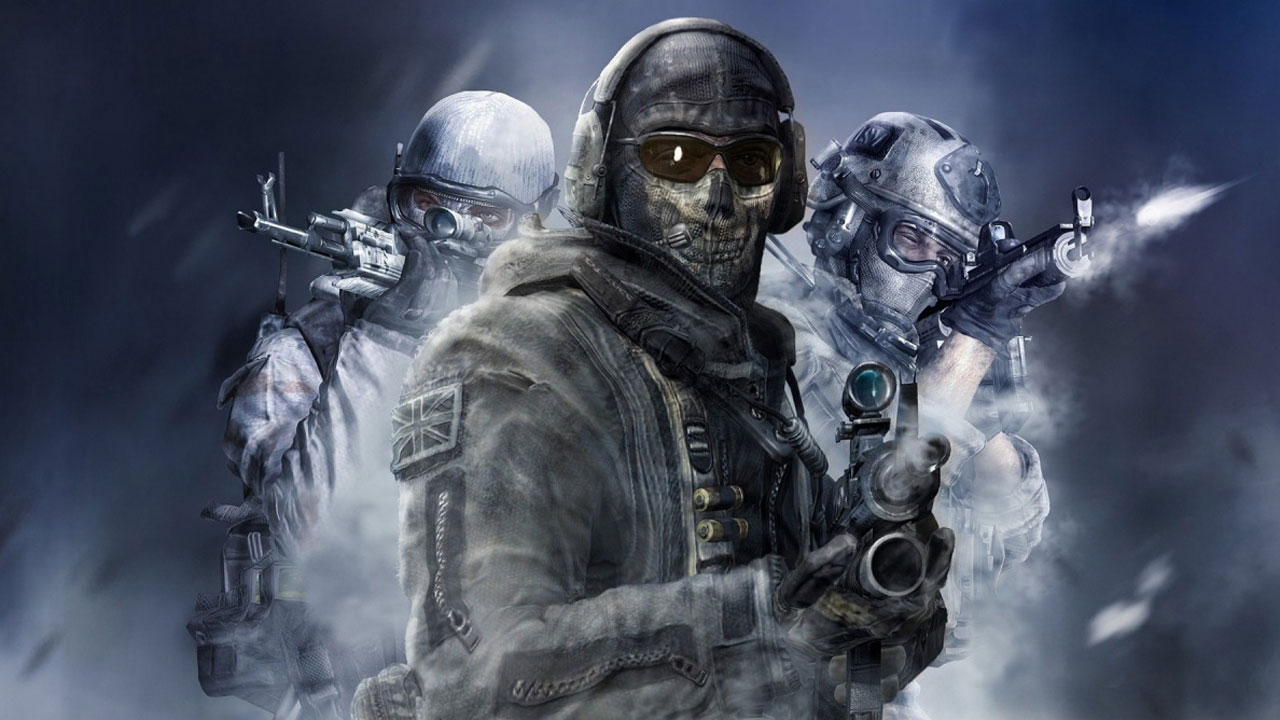 Gamekings Aflevering 15 met Call Of Duty: Ghosts