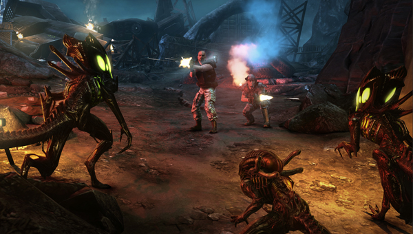 Aliens: Colonial Marines Preview