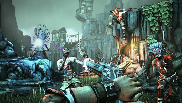 Borderlands 2: Sir Hammerlock's Big Game Hunt Review
