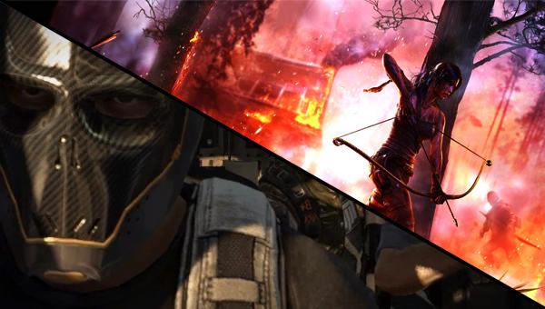 EvdWV met Tomb Raider en Army of Two: The Devil's Cartel