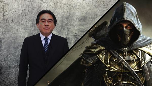 EvdWV over The Elder Scrolls Online en Nintendo Direct