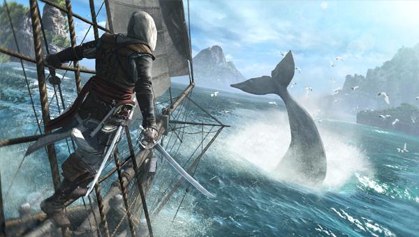 Eerste info over Assassin's Creed 4: Black Flag