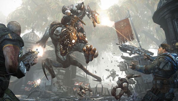 Gears of War: Judgment Hands-on