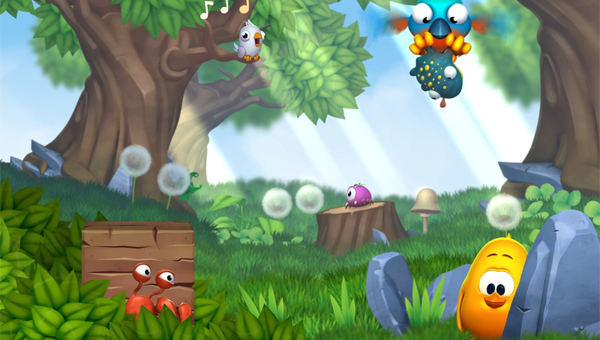 Toki Tori 2 Hands-on
