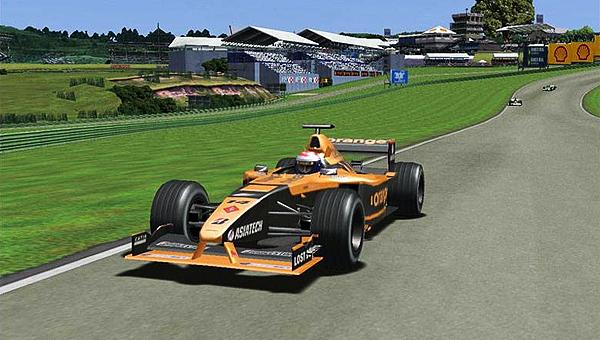De game en het verhaal: Grand Prix