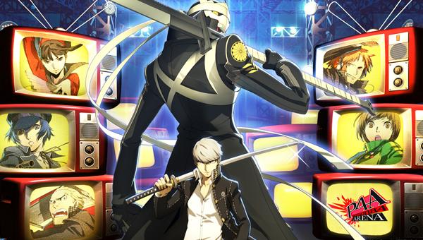 Persona 4 Arena Preview