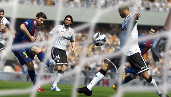 FIFA 14 Trip