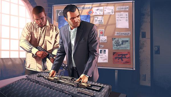 Boris vertelt over Grand Theft Auto V