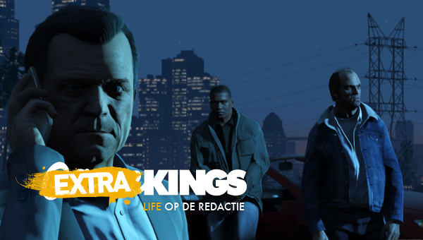 Gamekings Extra: Boris is enthousiast over GTA 5