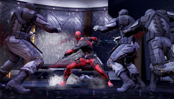 Deadpool Hands-on