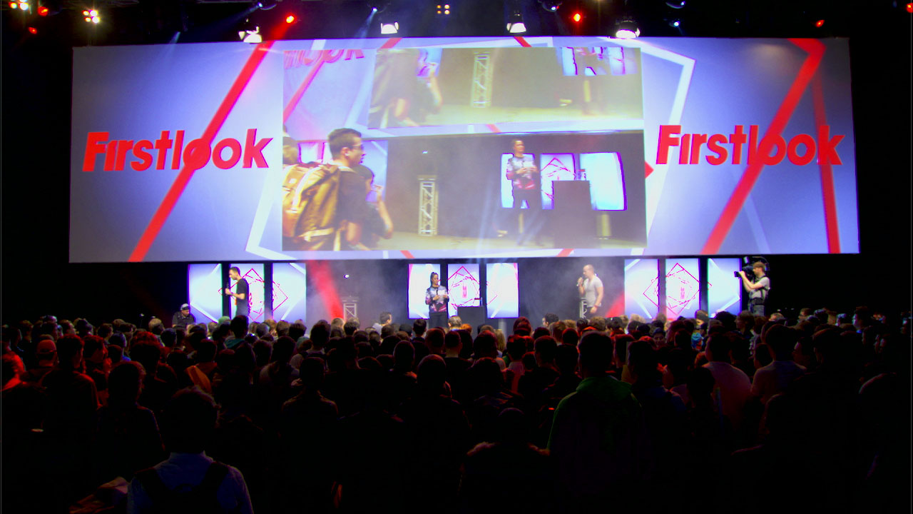 Firstlook TV dag 2 met de Firstlook 2013 Awards