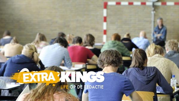 De Gamekings redactie over hun eindexamen