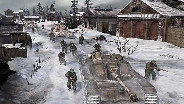 Company of Heroes 2 Preview