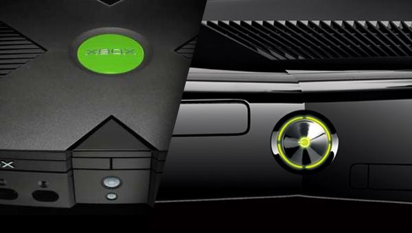 De game en het verhaal: Xbox