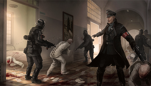 E3 2013 Journaal met Wolfenstein: The New Order